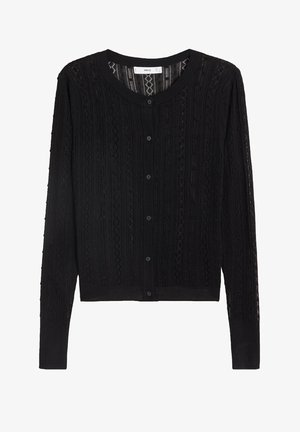 ESTABLISHMENT - Vest - schwarz