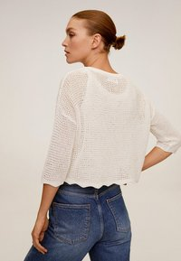 Mango - NETTY - Cardigan - ecru - 2