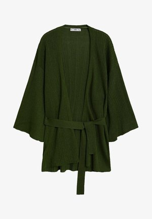 Neuletakki - green