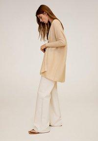 Mango - RAFIAS - Vest - open beige - 4