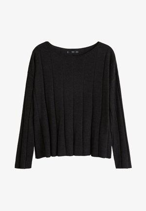 WIDIER - Sweter - Charcoal grey