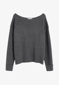 Mango - COUSIN - Strickpullover - mottled  dark gray - 3