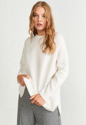 BRIGHT - Sweter - ecru
