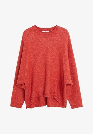 SPUTNIK - Sweter - coral red
