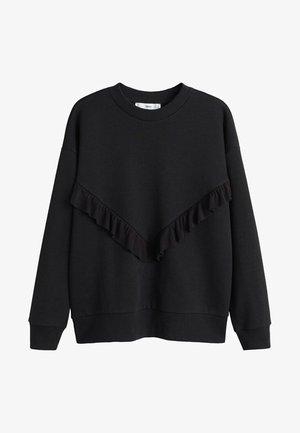 VOLANT - Sweatshirts - schwarz