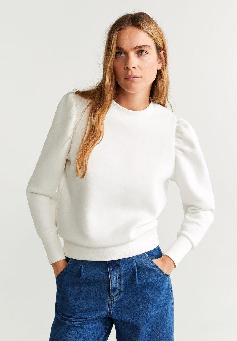 Mango - ABULLO - Sweatshirt - cremeweiß