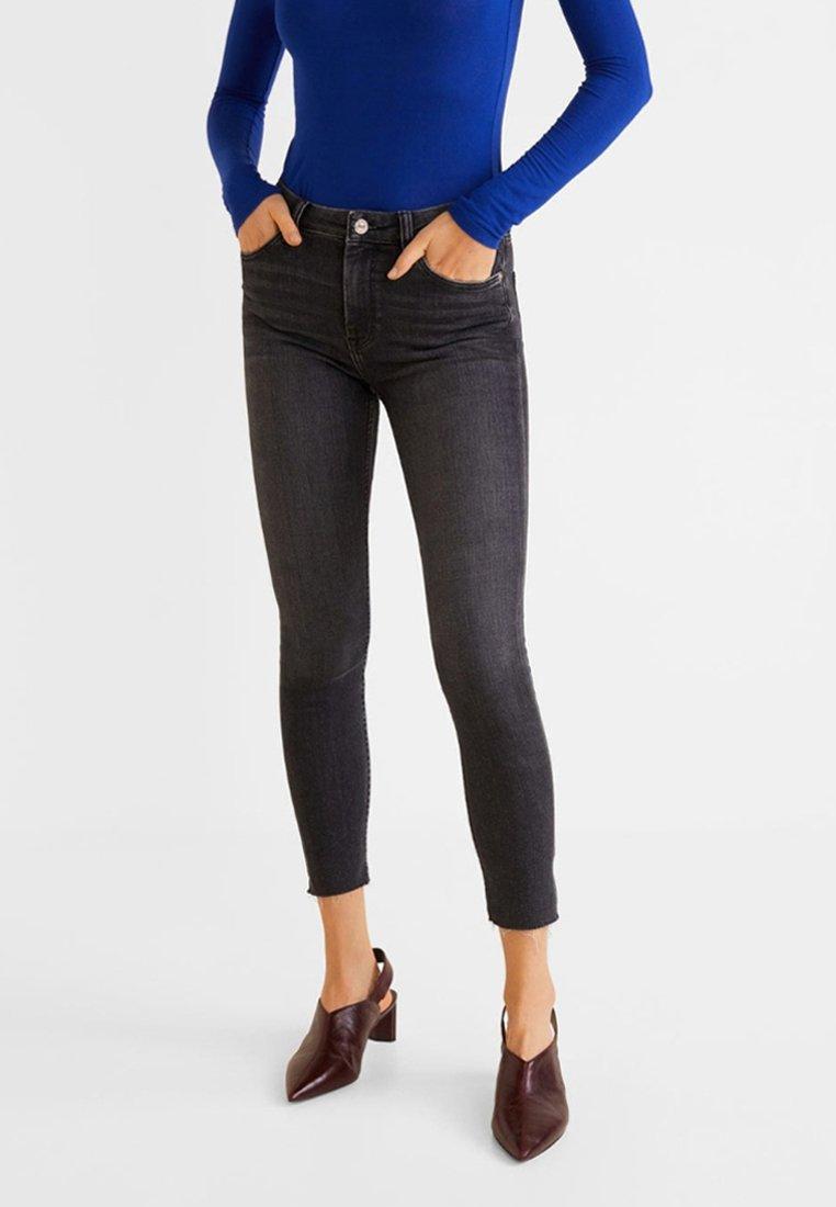 Mango - ISA - Jeans Skinny - grey denim