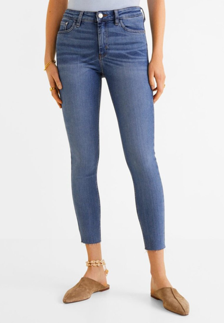 Mango - ISA - Jeans Skinny Fit - medium blue