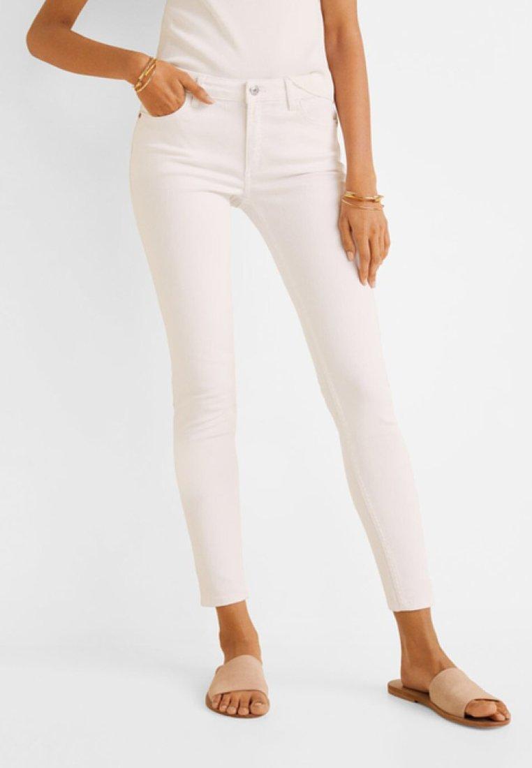 Mango - KIM - Jeans Skinny Fit - white