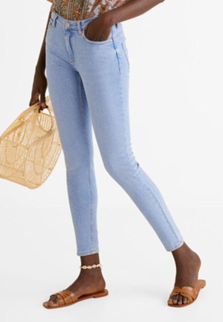 Mango - KIM - Jeans Skinny Fit -  blue