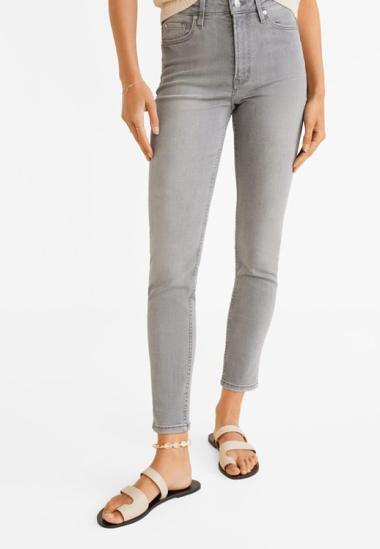 Mango - NOA - Jeans Skinny Fit - denim grey
