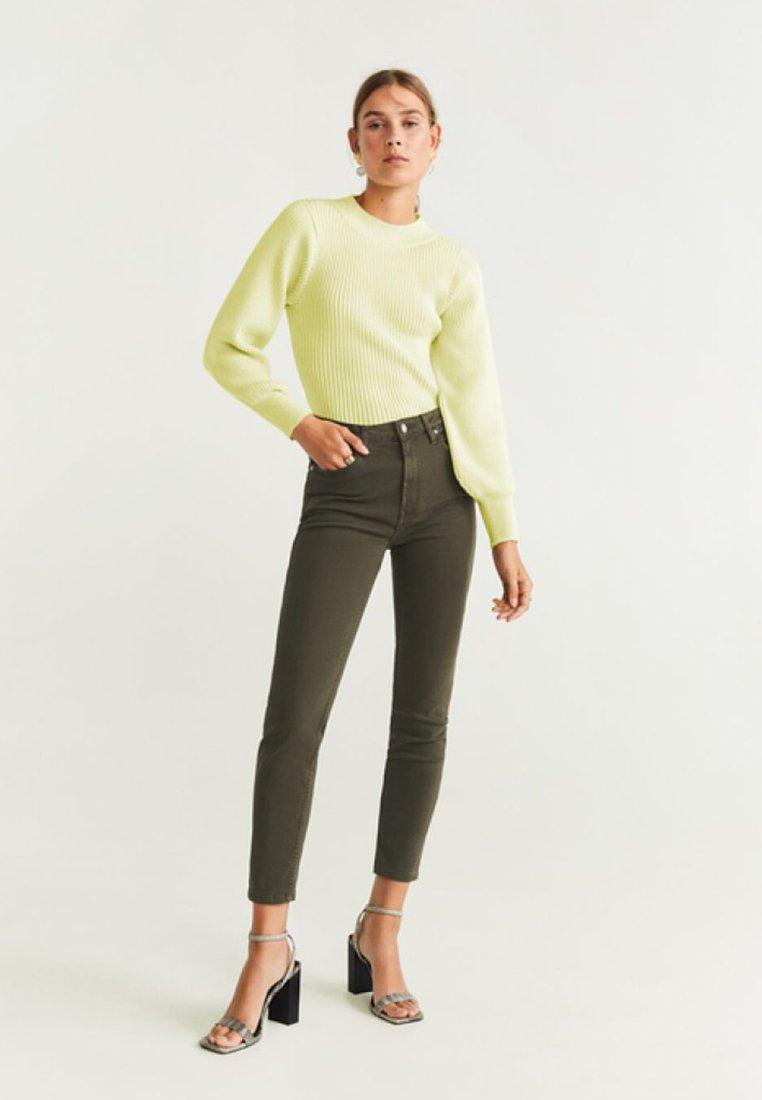 Mango - NOA - Jeans Skinny Fit - khaki