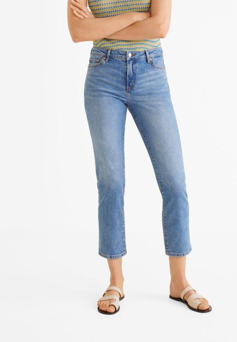 Mango - GRACE - Slim fit jeans - blue