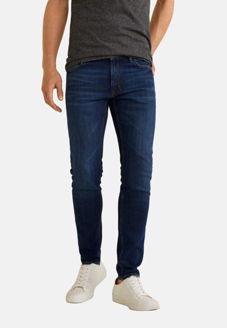 Mango - JUDE5 - Jeans Slim Fit - dark blue