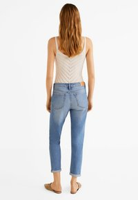 Mango - RELAX - Jeans baggy - blue - 2