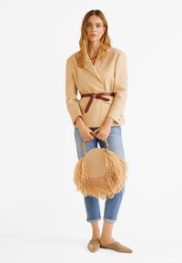 Mango - RELAX - Jeans baggy - blue - 1