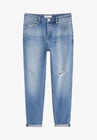 Mango - RELAX - Jeans baggy - blue - 5