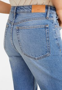 Mango - RELAX - Jeans baggy - blue - 4
