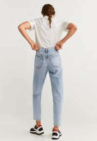 Mango - MOM - Straight leg jeans - blue - 2