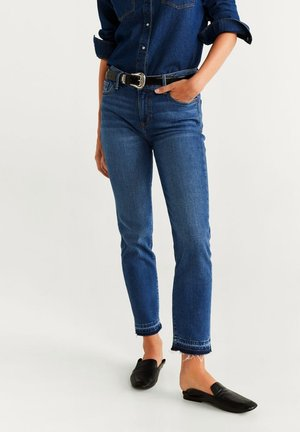 LISA - Jeans Straight Leg - Medium blue