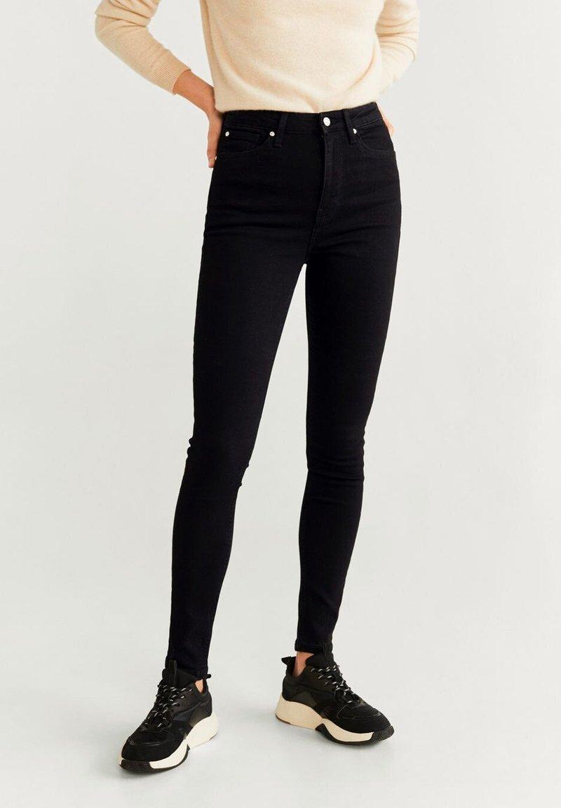 Mango - SOHO - Jeans Skinny Fit - black