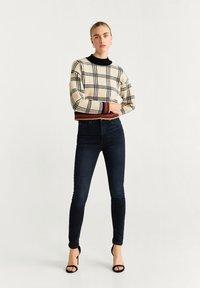 Mango - SOHO5 - Jeans Skinny Fit - dark blue - 1