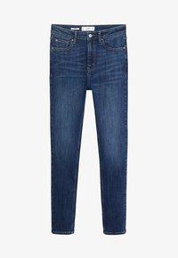Mango - SOHO - Jeans Skinny Fit - dark blue - 3