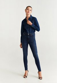 Mango - SOHO - Jeans Skinny Fit - dark blue - 1