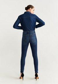 Mango - SOHO - Jeans Skinny Fit - dark blue - 2