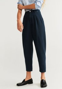 Mango - REGINA - Straight leg jeans - royal blue - 0