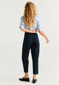 Mango - REGINA - Straight leg jeans - royal blue - 2