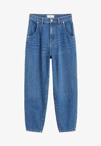 Mango - REGINA - Straight leg jeans - medium blue - 3