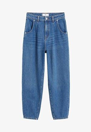 REGINA - Straight leg jeans - medium blue