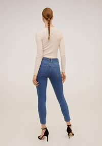 Mango - ISA - Jeans Skinny Fit - mid blue - 2