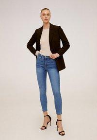 Mango - ISA - Jeans Skinny Fit - mid blue - 1