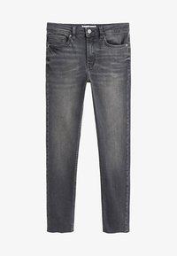 Mango - ISA - Jeans Skinny - open grey - 3