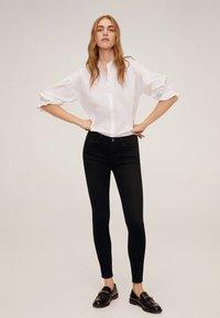 Mango - KIM - Jeans Skinny - black - 1