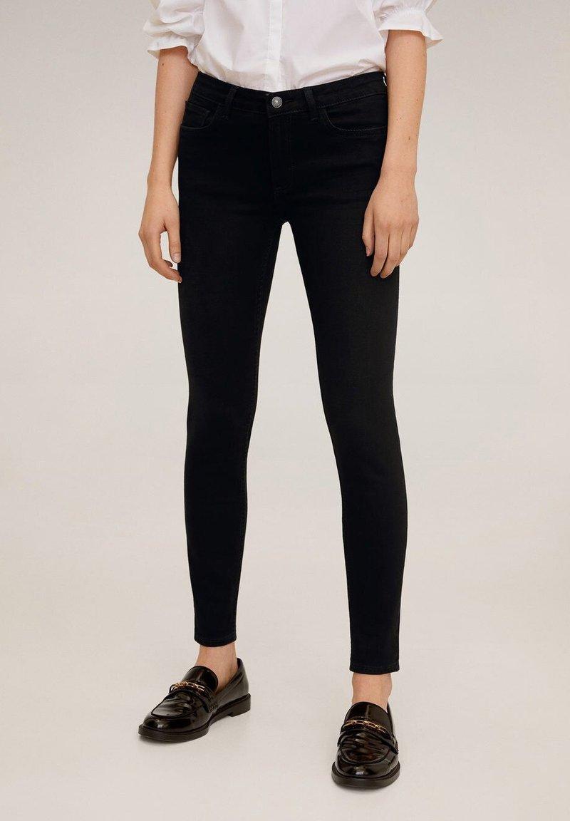 Mango - KIM - Jeans Skinny - black
