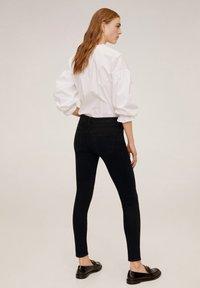 Mango - KIM - Jeans Skinny - black - 2