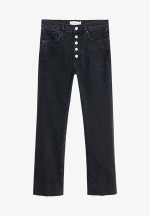 BOOTCUT - Jeans Bootcut - black denim