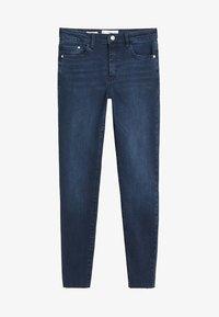 Mango - ISA - Jeans Skinny Fit - deep dark blue - 3