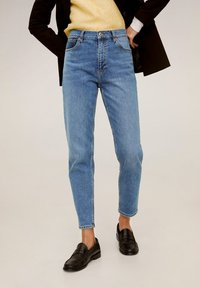 Mango - NEWMOM - Straight leg jeans - medium blue - 0