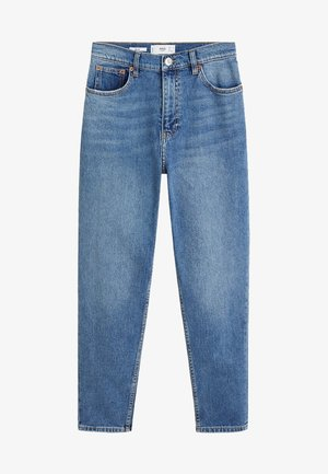 NEWMOM - Jeans a sigaretta - medium blue