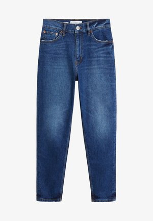 NEWMOM - Jeans Slim Fit - dark blue