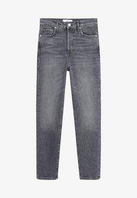 Mango - GISELE - Jean slim - open grey - 3