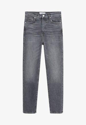 GISELE - Jean slim - open grey