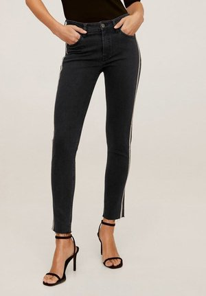 BRILLOS - Jean slim - black