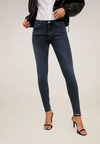 Mango - KIM - Jeans Skinny Fit - dark blue - 1