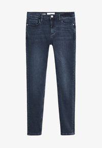 Mango - KIM - Jeans Skinny Fit - dark blue - 3