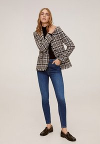 Mango - NOA - Jeans Skinny Fit - dark blue - 1